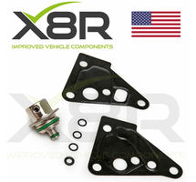 TD5 FUEL PRESSURE REGULATOR BLOCK REBUILD FUEL LEAK LEAKING REPLACEMENT FIX KIT PART NUMBER: X8R0081