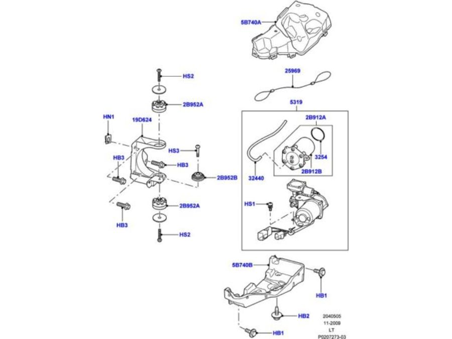 land rover discovery 2 air suspension wiring diagram land rover lr3 / discovery 3 air suspension compressor ... 2002 land rover discovery 2 fuse box diagram