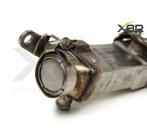 ROVER 75 MG ZT EGR VALVE DELETE BYPASS STAINLESS STEEL TUBE FIX BLANKING BLANK PART NUMBER: X8R0088