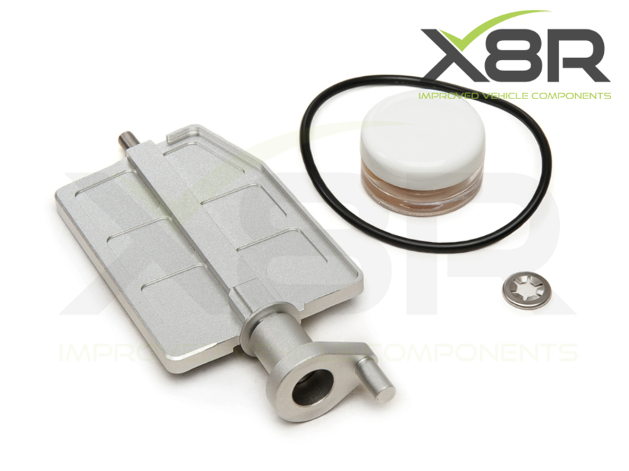 BMW DISA VALVE INTAKE ADJUSTER UNIT REBUILD UPGRADE RATTLE ALUMINIUM FIX M54 3.0 PART NUMBER: X8R42