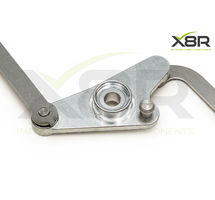 MERCEDES BENZ V6 M272 AND V8 M273 INTAKE INLET MANIFOLD AIR FLAP RUNNER LEVER PART NUMBER: X8R0087